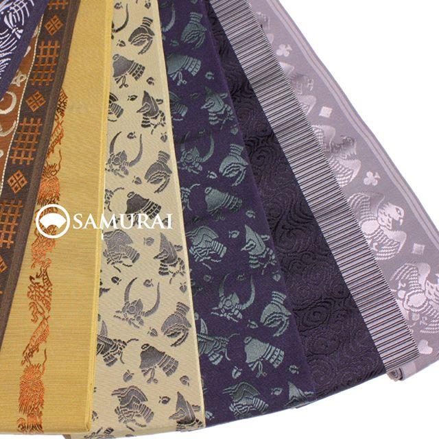.遊び心のある柄が楽しい、博多織の角帯。色柄はもちろんですが、締めやすさも、お手頃な価格も、秋のお洒落の強い味方です。.博多織の角帯各種¥15,000(税別)素材:絹100%#博多帯 #帯 #角帯 #obi #samurai #男着物 #着物 #きもの #kimono #ginza #tokyo #japan