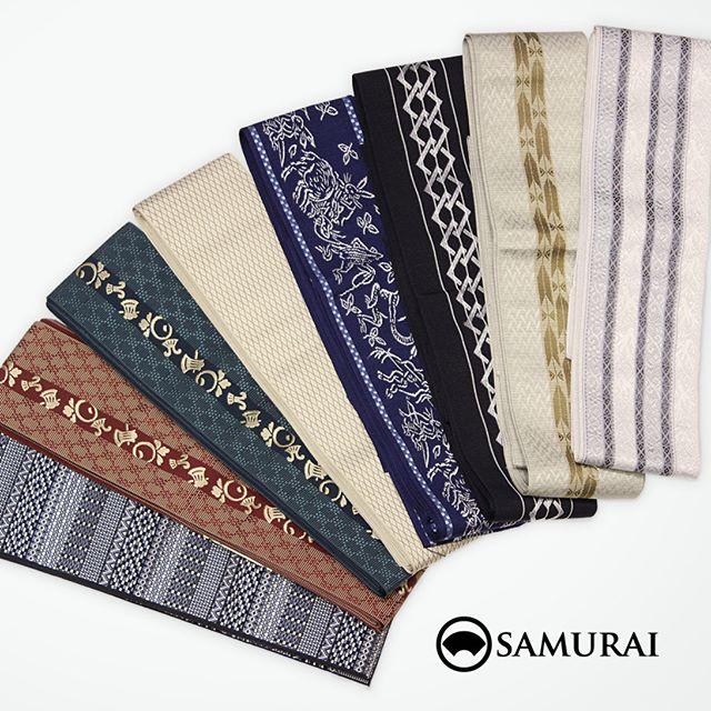 .ただいま入荷中の博多帯。伝統的な和柄をベースにした華やかな角帯がそろっております。博多帯は艶とほどよいハリがあり、初めてきものを着る方にも締めやすくオススメです。.角帯各種/博多織¥13,000(税別)素材:絹100%#samurai #博多帯 #博多織 #はかた匠工芸 #斧琴菊 #鳥獣戯画 #博多献上 #角帯 #浴衣 #ゆかた #男着物 #男きもの #ginza #帯 #obi